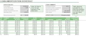 Loan Spreadsheet Amortization Calculator For Personal Loan Payday Loans In Irving