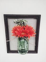 Nice Flower Vases Framed Flower Vases With Hardware Cloth Or Chicken Wire U2014 Maria