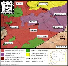 Syria Live Map by Fight Not Over For The Islamic State U0027s Last Homs Stronghold Saa