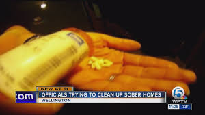 officials trying to clean up sober homes youtube