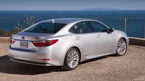 lexus es hybrid sedan 2013 lexus es 300h hybrid rear hd wallpaper 9
