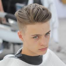gel for undercut side part hairstyles for men 2017
