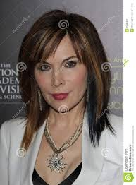 lauren koslow hairstyles through the years lauren koslow at the 39th annual daytime emmy awards beverly