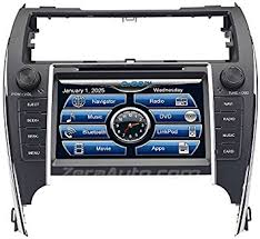 gps toyota camry amazon com 2012 2014 toyota camry in dash navigation stereo dvd