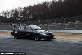 toyota altezza stance jdm in korea the motorklasse lexus is200 speedhunters