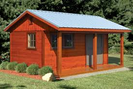 garden barns cottage cabin shed styles