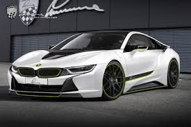 Bmw I8 Exhaust - lumma design previews its bmw i8 and i3 styling