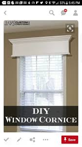 Cornice Valance Window Treatments 32 Best Valances Swags Window Treatments Images On Pinterest
