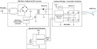 designing an energy efficient bldc ceiling fan solution motor