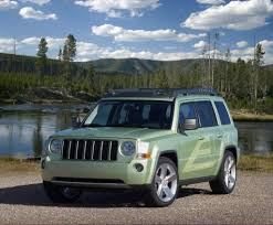 green jeep patriot chrysler unveils electric jeep patriot autoevolution