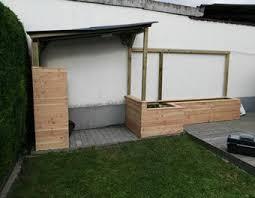 sommerküche selber bauen sommerküche mit hochbeet bauanleitung zum selber bauen