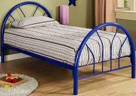 Blue Bed Frame Blue Bed Frame Stephanegalland
