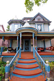 Queen Anne Victorian 46 Best Arts U0026 Crafts Images On Pinterest Craftsman Bungalows