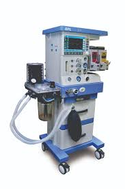 e flo 7 anesthesia workstation from bpl medical technologies