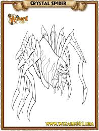 character coloring pages fan game wizard 101 wiki fandom