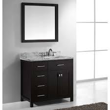 36 bathroom cabinet virtu usa caroline parkway 36 in single bathroom vanity with
