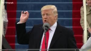 donald trump inauguration president returns winston churchill