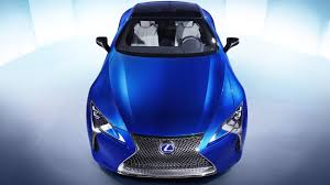 lexus blue touch up paint lexus releases new photos and driving footage of lc 500h forcegt com