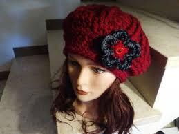 redheart pattern lw2741 la natura e bellezza crochet beret hat easy tutorial step by step