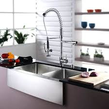 kitchen faucets overstock overstock faucet kitchen inch farmhouse bowl stainless