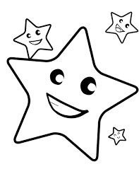coloring star coloring sheet
