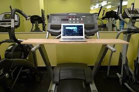 Diy Treadmill Desk Why Not D I Y Treadmill Desk Improvised