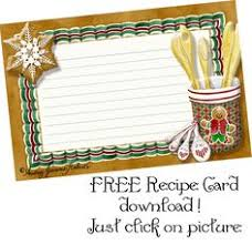 free christmas cooking clipart 43