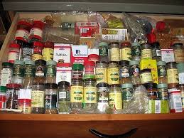 Spice Cabinet Organization How To Organize Your Spices