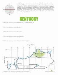 35 best worksheets for mp maps u0026 directions images on pinterest