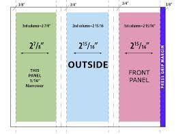 adobe tri fold brochure template tri fold brochure template 85x11 brochure template adobe indesign
