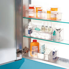 bathroom cabinet organisers storage ideas
