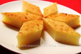cuisiner le manioc gâteau au manioc bánh khoai mì la kitchenette de miss