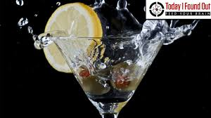 vesper martini racing why does james bond like his martinis shaken not stirred youtube