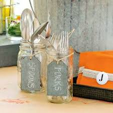Silverware Caddy For Buffet by If You U0027re In Love With Everything Mason Jar Then These Mason Jar