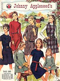 appleseed catalog johnny appleseed s fall 1969 catalog womens fashions gifts ebay