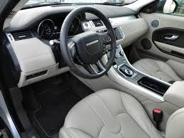 land rover interior 2015 range rover evoque review