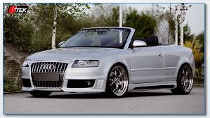 audi a4 convertible 2002 kit styling audi cabriolet a4 8h 2003 2006 rieger tuning