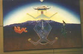 Denver International Airport Murals Removed by Colorado Theater And Airport 12 05 7 20 12 12 People Killed All