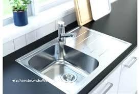 evier cuisine blanc evier de cuisine en resine luxe evier cuisine blanc charming meuble