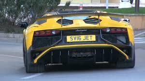 spec lamborghini aventador best spec 2016 lamborghini aventador sv roadster in monaco loud