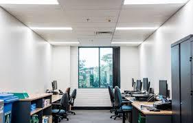 office fluorescent light alternative 8 advantages of using led panel lights upstart
