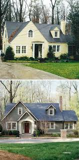 Home Exterior Remodel - house remodeling ideas exteriors