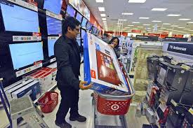 black friday target electronics black friday shopping frenzy fizzles in stamford stamfordadvocate