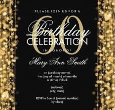 60th birthday invitation ideas choice image invitation design ideas
