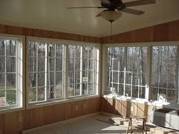 How Much To Add A Sunroom How To Convert A Porch Into A Sunroom House Enclosed Porch