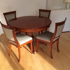 Esszimmer Gebraucht Kaufen Ebay Hochwertige Selva Stil Auszieh Tisch Und 4 Stühle Ambiente Für