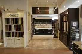 Kitchen Cabinet Display Waypoint And Starmark Kitchen Cabinet Door Display Showroom