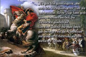 napoleon history quote in french napoleon about the germans by arminius1871 on deviantart