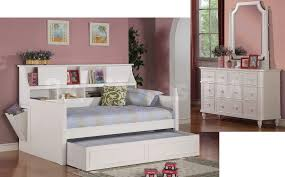 White Wood Daybed With Trundle Daybed With Trundel Heartland A Tion Images On Astounding Daybed