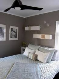 bedroom unique ceiling fan also small floating shelves feat